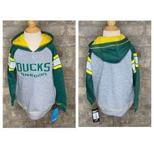Gen2 Youth Oregon Ducks Pullover Hoodie - D8